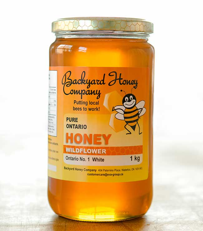 Honey Bee's - Backyard Honey Company - Waterloo