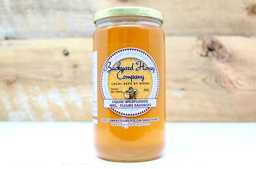 Liquid Honey/Raw